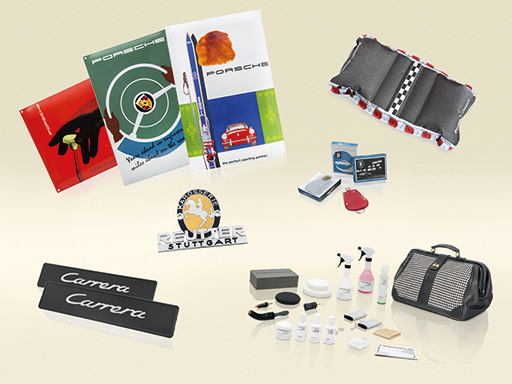 Accessories from Porsche Classic